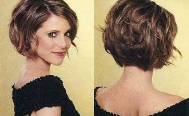 Best Hair Styles For Round Full Faces And Double Chin