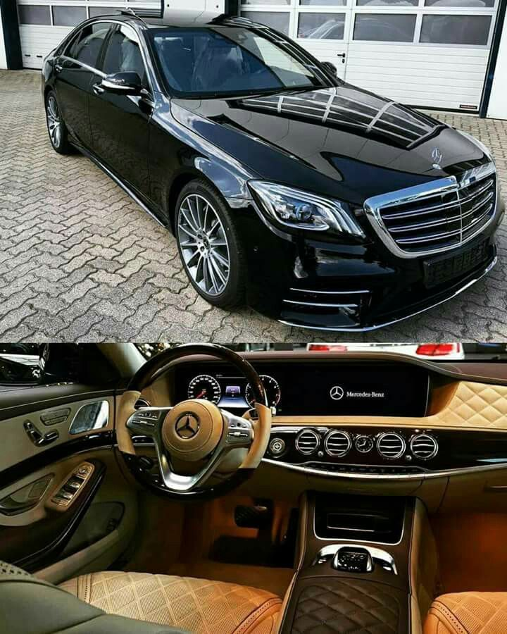 Mercedes Benz S Class With Designo Interior Benz S Mercedes