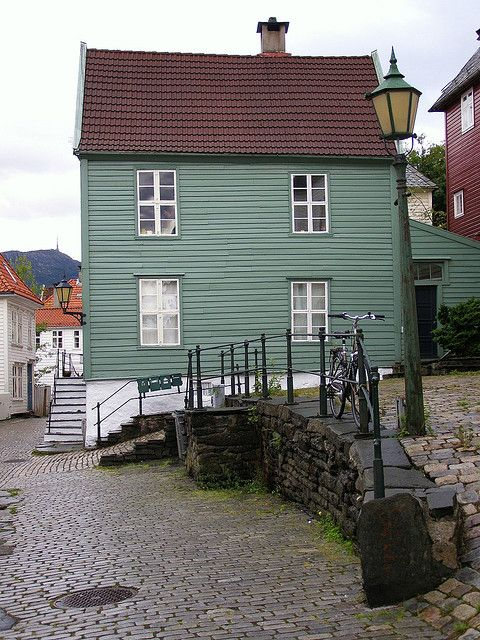 Nordnes, Bergen, Norway