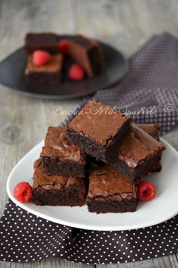 Glutenfreie Brownies, Glutenfreie Brownies,