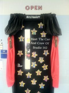 11. Roll out the red carpet for your Hollywood stars. | Community Post: 21 Fresh Classroom Themes Your Students Will Love