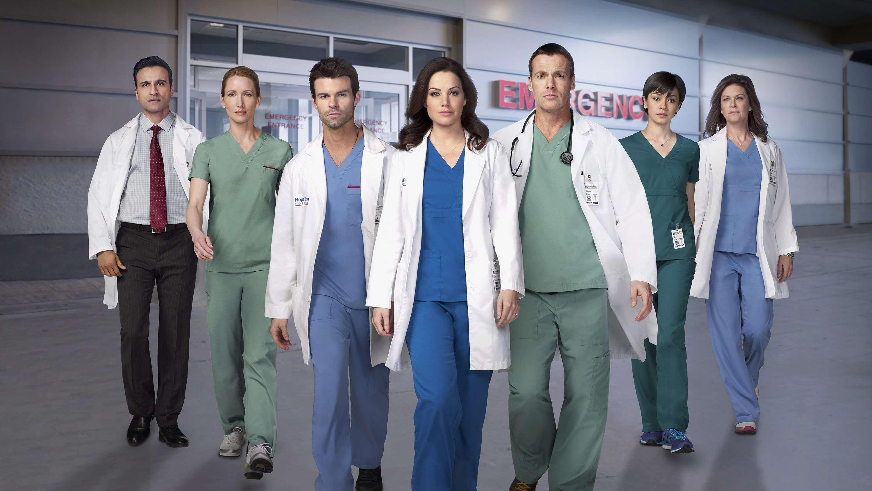 Saving Hope 4. sezon 1. bölüm izle