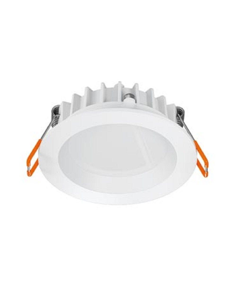 Osram 41193 PUNCTOLED IP65 10W flache SMD LED-Einbauleuchten | Licht ...