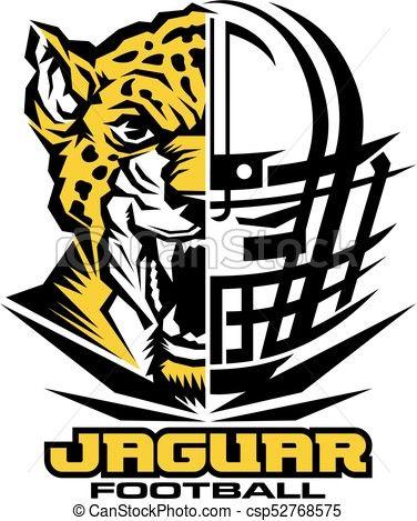 Vector Jaguar Football Stock Illustration Royalty Free Illustrations Stock Clip Art Icon Stock Clip Jaguars Football Picture Logo Baseball Shirt Designs