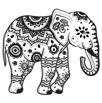 Indian Elephant Designs