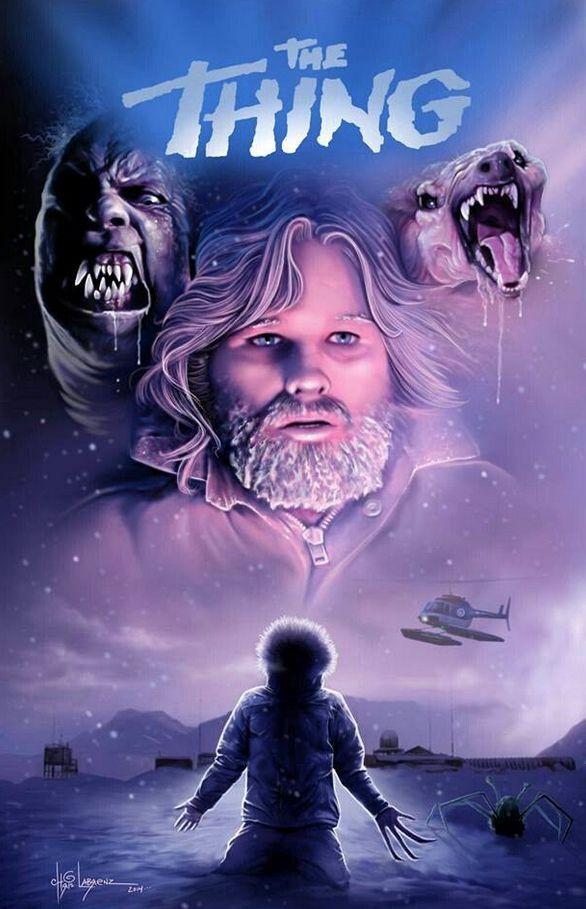 John Carpenter's The Thing / Das Ding aus einer anderen ...