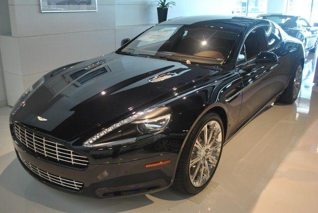 2012 Aston Martin Rapide 4 Door Coupe | Fast & Furious | Pinterest