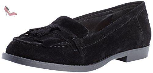Liverpool Tassel, Mocassins Femme - Noir - Black (01/Black), 36 EU (3 UK)New Look