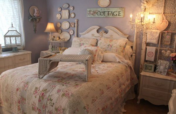 20 Shabby Chic Bedroom Ideas | Shabby chic bedrooms, Shabby and Bedrooms