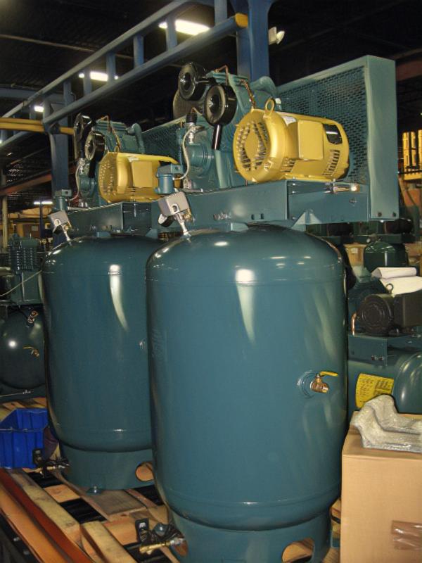 Curtis air compressor compressor