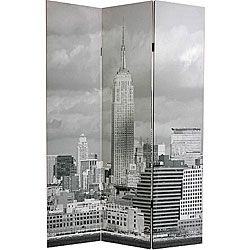 Canvas New York City Double-sided Room Divider (China ...