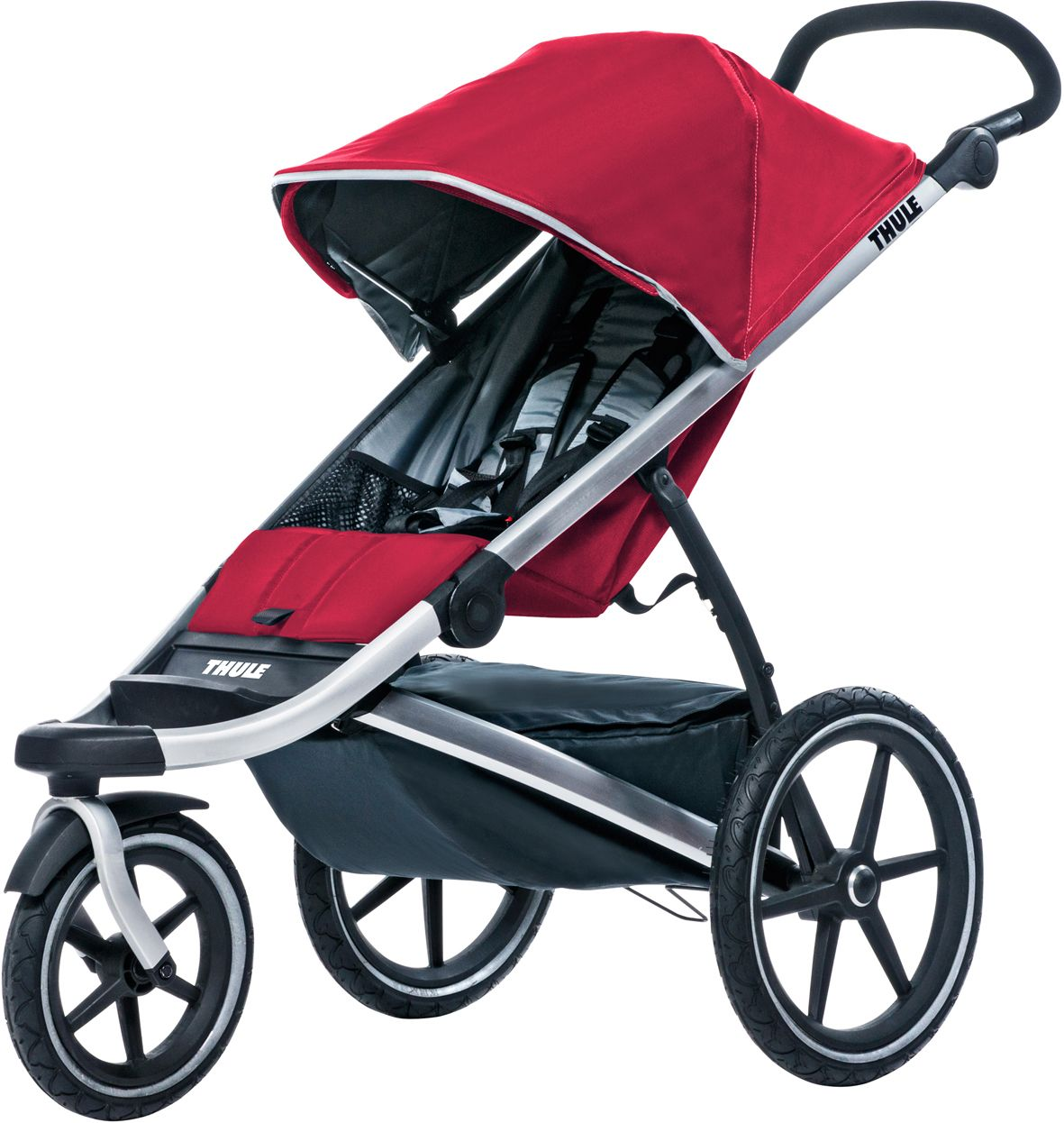 Thule Urban Glide Stroller Red / Black (With images