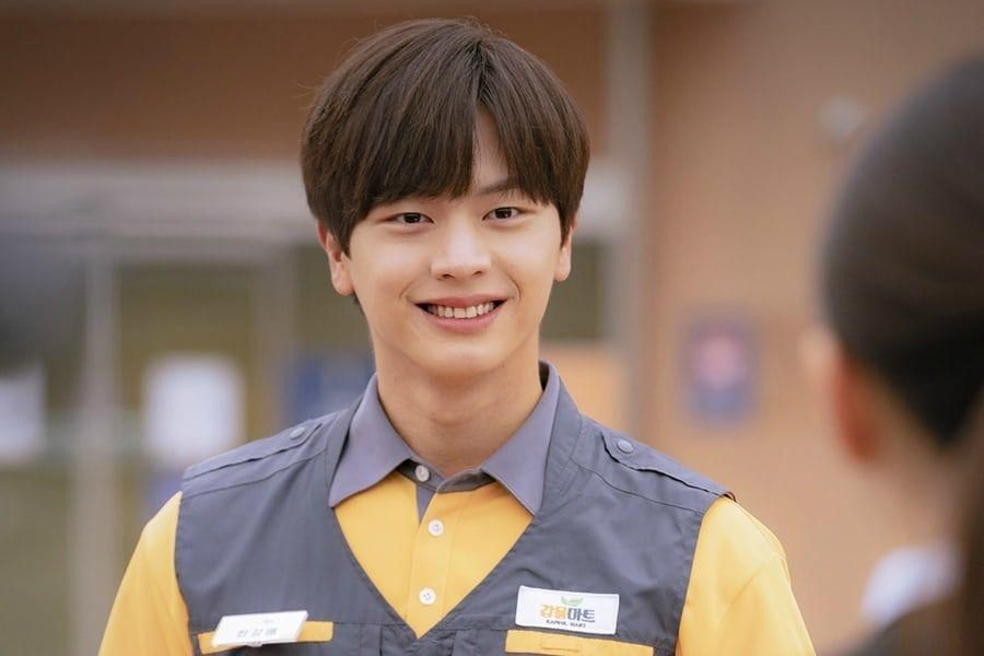 "BTOB's Yook Sungjae Is A Part-Time Worker With A Unique Ability In ""Mystic Pop-Up Bar"""