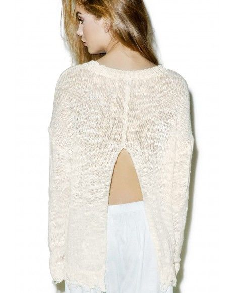 Wildfox Couture Clothing - Sunglasses, Sweater, Baggy Beach Jumper | Dolls Kill