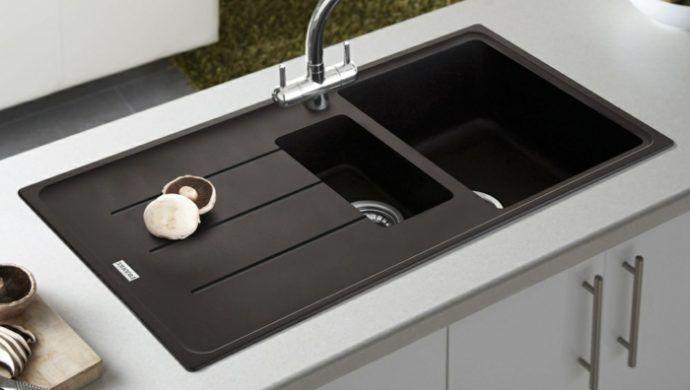 Die hochqualitative Wahl für Ihre Küche: Spülbecken aus ...