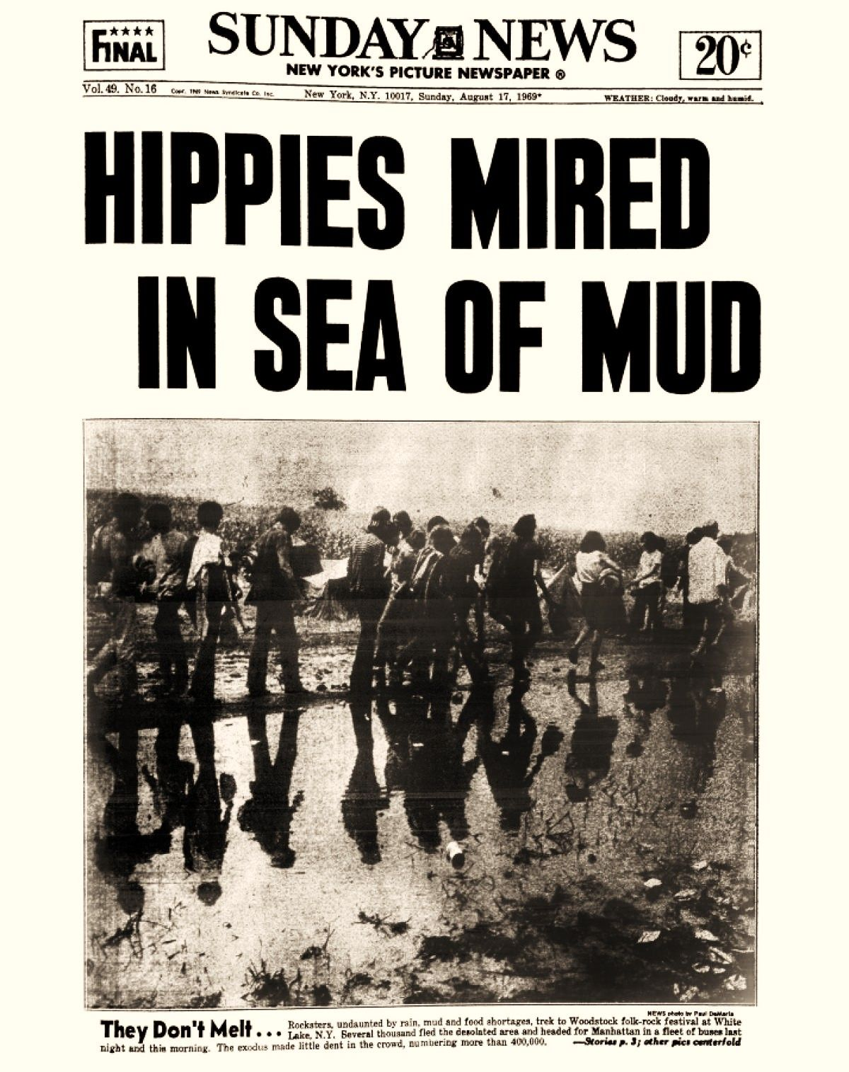 Image result for mudsliders at woodstock 1969 images