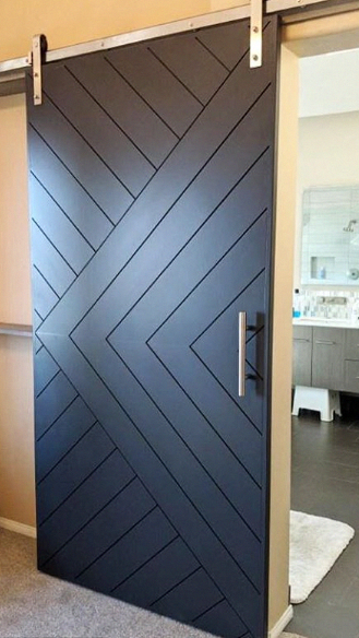 Fantastic Modern Bedroom Designs Are Offered On Our Website Take A Look And You Wont Be Sorry You D In 2020 Bedroom Barn Door Diy Sliding Barn Door Barn Doors Sliding
