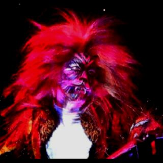 Macavity.... Watching the boys drool over the song in CATS