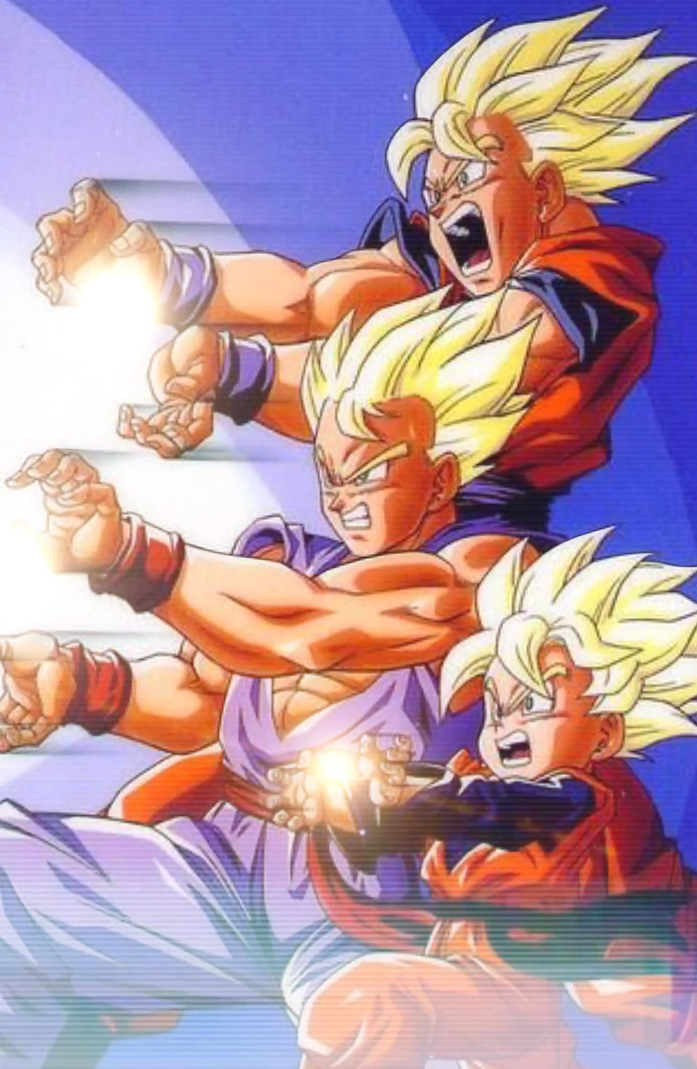 Family Kamehameha Video Anime Dragon Ball Super Manga Dragon Ball