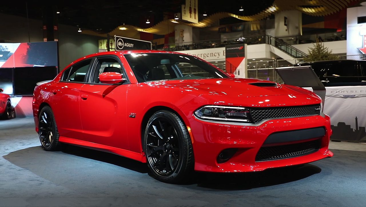 Check The New Pack Dynamics Package Option For 2017 Charger And Challenger