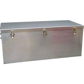 All-Welded Aluminum Storage Container - 36 x 17.5 x 14.5