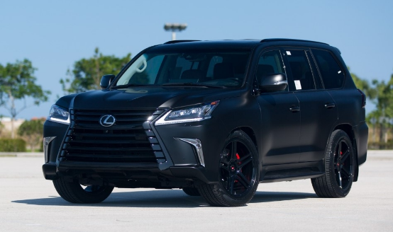 2019 Lexus Lx 570 Three Row Redesign Interior Specs The Lexus S Deluxe Whole Sizing Suv With A Strong Reputation As Well As An Lexus Lexus Lx570 Super Cars