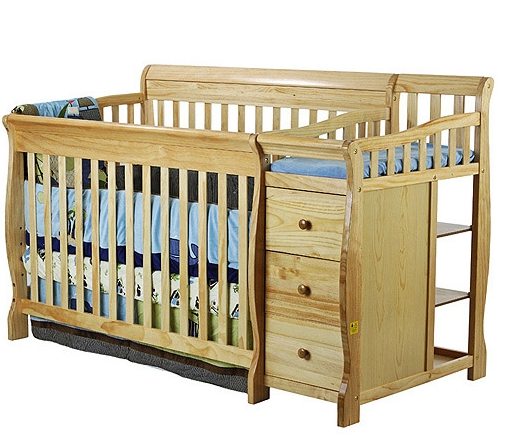 Baby Crib With Changing Table Attached Crib And Changing Table Combo Crib With Changing Table Cribs