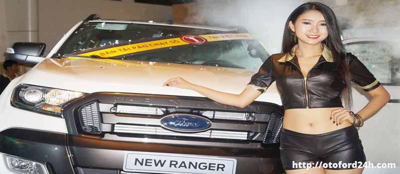 Khám phá xe bán tải Ford Ranger 4×4 và những điểm nổi trội