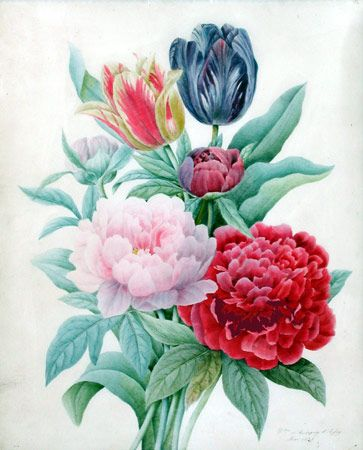 Famous Flower Paintings Pace Pop Art Flower Art Oil