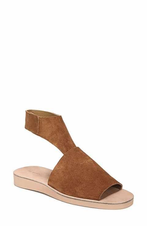 Via Spiga Women's Briar Ankle Strap Sandal zoxMophq7