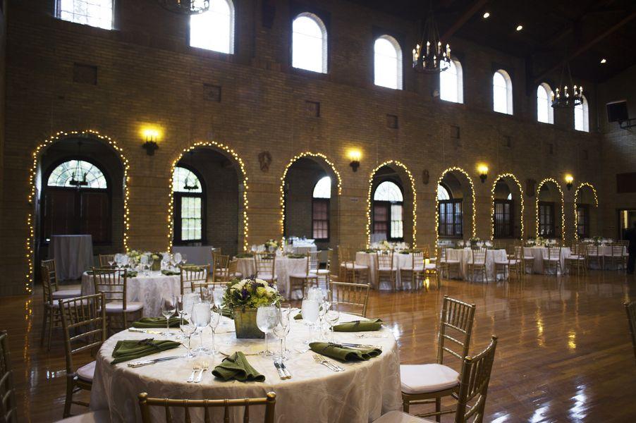 St Francis Hall Wedding Washington Dc Love The Arches Capitol