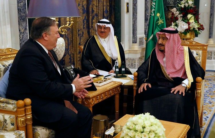 Trump Warns Of A Rush To Judgment In Saudi Journalist S