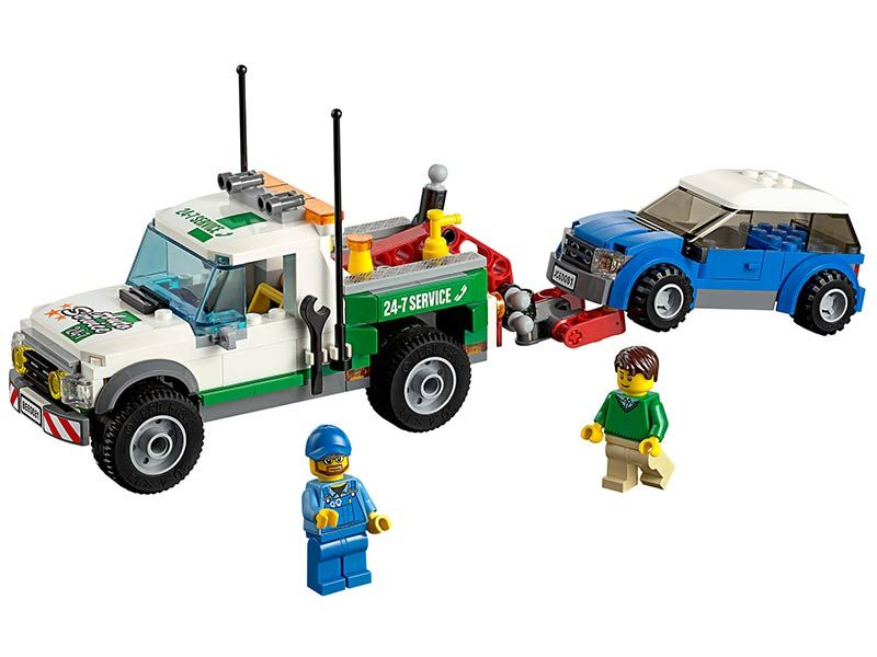 Pickup Tow Truck (60081)