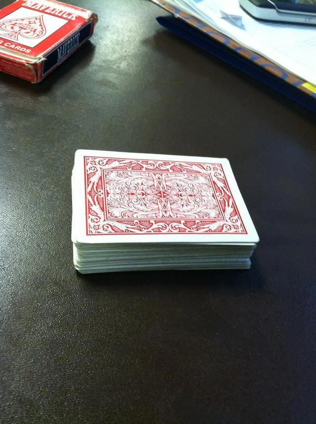 learning how to perform magic  card tricks for kids easy