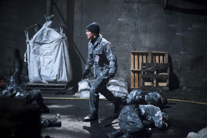 "Arrow ""Keep Your Enemies Closer"" - Oliver #2.6 #Season2"