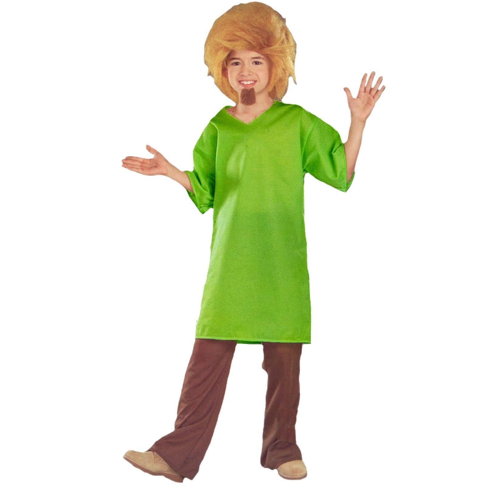 Scooby-Doo Shaggy Child Costume - Complete Shaggy costume includes ...
