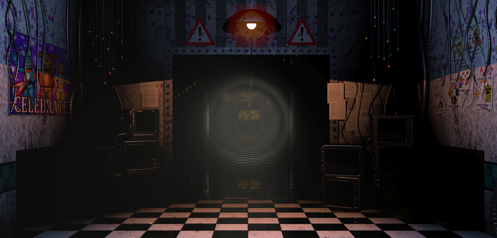13 Rare Five Nights at Freddy's 2 Screens You May Not Have Seen