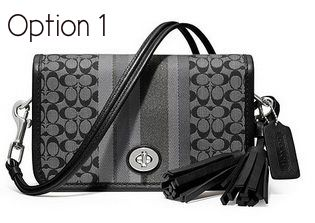 Ladies, bag yourselves a Coach Bag starting from only AED 850 - Elegance just got affordable!