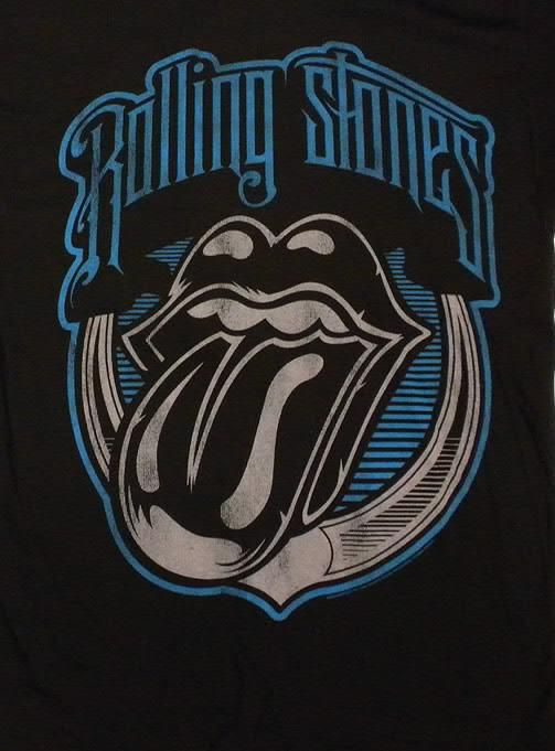 Rolling Stones Rolling Stones Poster Rock Band Posters Rolling Stones Logo
