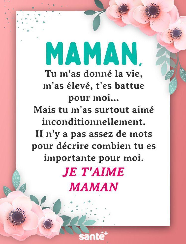 Proverbe Damour Pour Sa Maman Texte Danniversaire Maman