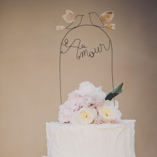 Bird Themed Tuscany Wedding