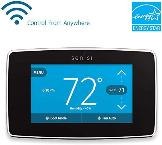 Named The  U2018best Overall U2019 Smart Thermostat Of 2017  2018