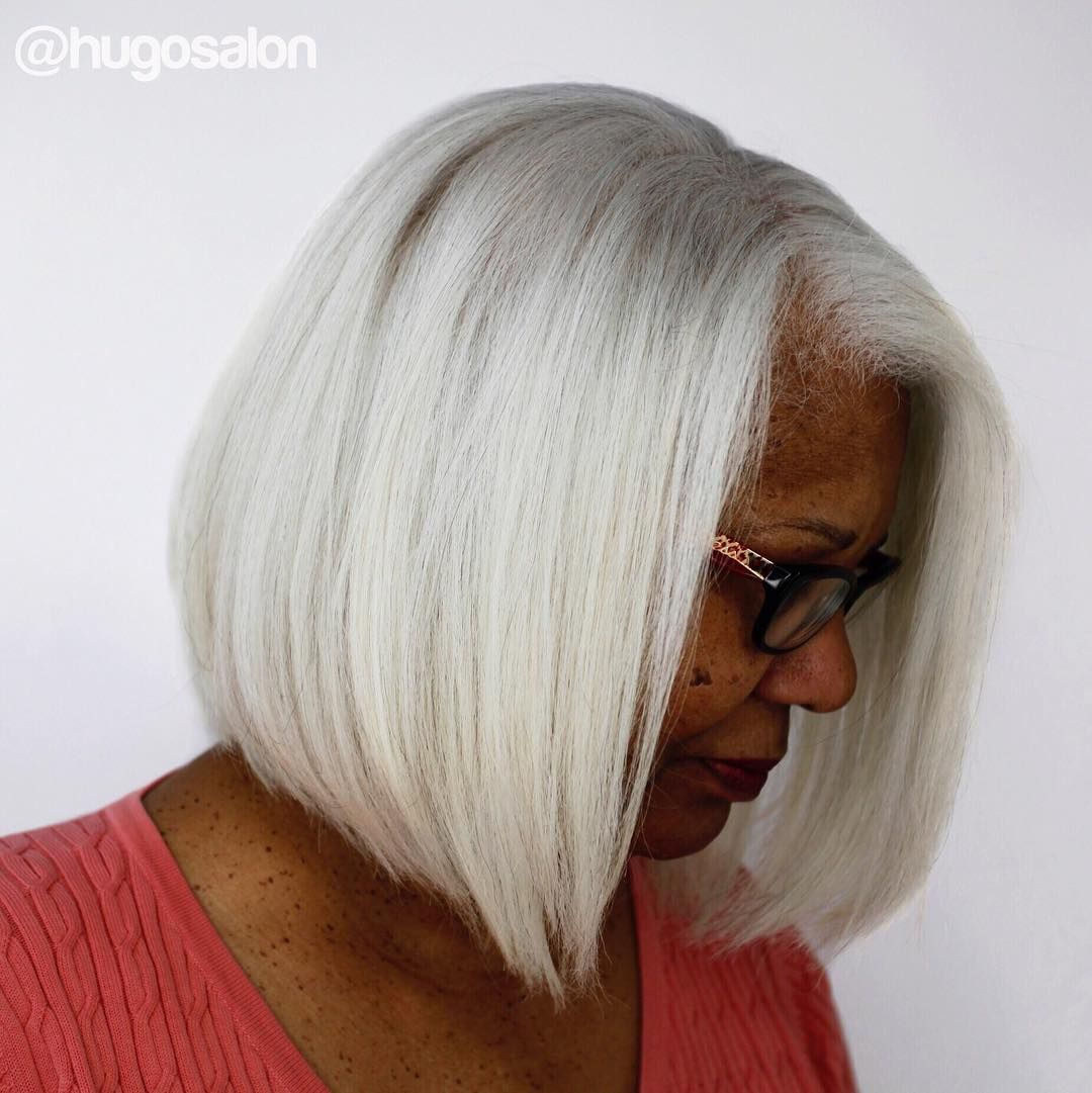 80 Best Modern Haircuts and Hairstyles for Women Over 50 | Black ...