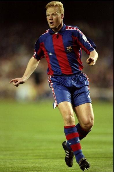 Ronald Koeman [1989-1995]
