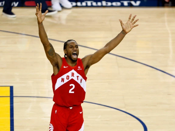 The Raptors Championship Doesn T Deserve An Asterisk Fivethirtyeight 20190614 Kawhi Leonard Won His Second Title And His S Nba Finals Nba Finals Game Nba