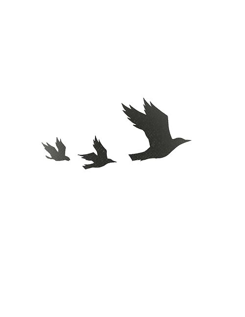 Nightingale Demi Lovato Bird Silhouette Tattoos Bird Template