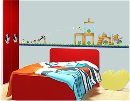 Angry Birds Wall Decor