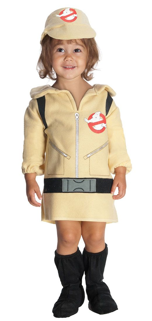 Toddler Girl Ghostbusters Kids Costume - Ghostbusters Costumes  sc 1 st  Pinterest & Toddler Girl Ghostbusters Kids Costume - Ghostbusters Costumes ...