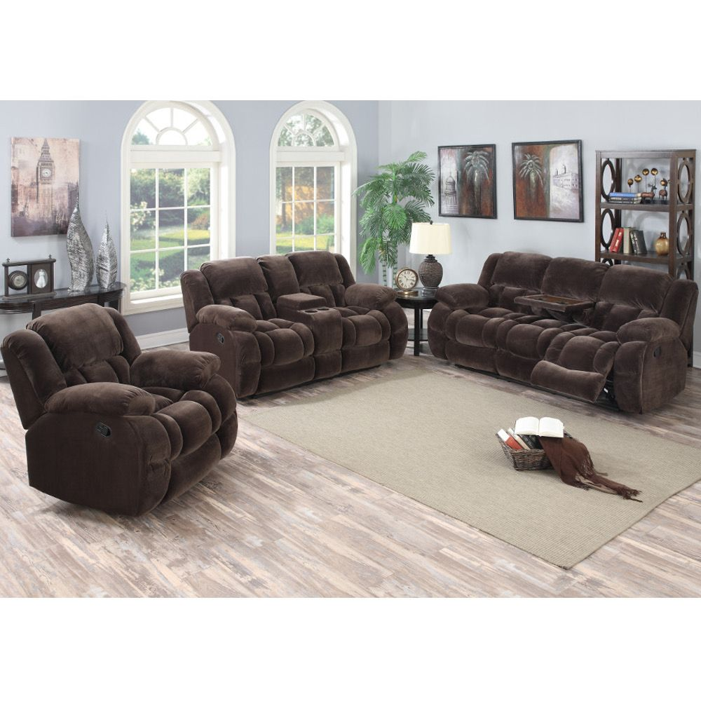 Magnum Living Room Reclining Sofa