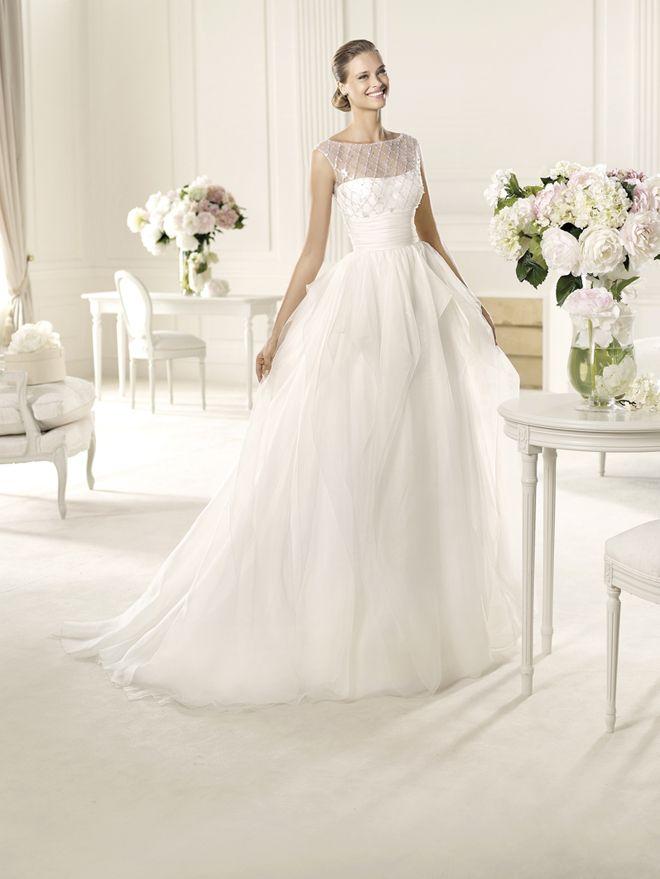Manuel Mota 2013 Bridal Collection   My Dress of the Week | Manuel ...
